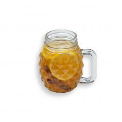 Hot Ginger Lemonade